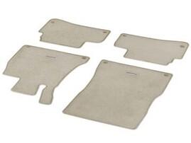 Велюровые коврики Classic для Mercedes S-Class V222
