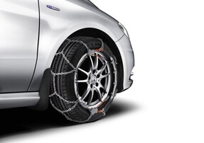Задние брызговики для Mercedes A-Class W176