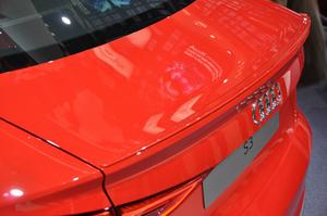 Спойлер S3 для Audi A3 8V седан