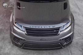 Воздухозаборники Lumma на капот для Range Rover Velar