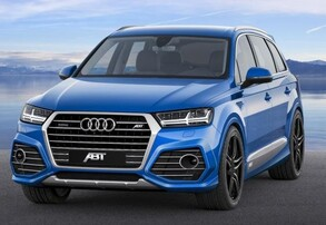Обвес ABT для Audi Q7 4M