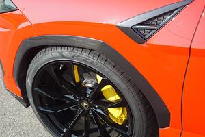 Карбоновые расширители арок Novitec для Lamborghini Urus