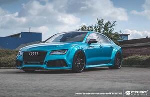 Обвес Prior Design для Audi A7 RS7 4G