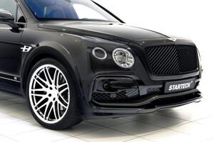 Передний бампер Startech для Bentley Bentayga