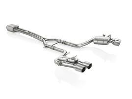 Выхлопная система Akrapovic для Porsche Panamera до 2014