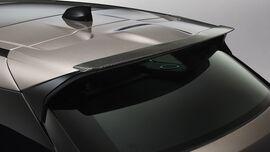 Карбоновый спойлер для Range Rover Velar