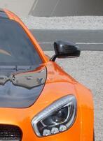 Карбоновые накладки на зеркала Mansory для Mercedes GT AMG