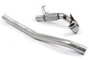Downpipe Milltek для Audi TT/TTS