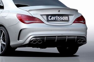 Диффузор заднего бампера Carlsson для Mercedes CLA C117