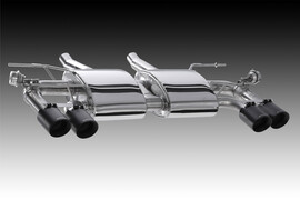 Глушитель Piecha для Jaguar F-Type