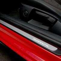 Накладки на пороги для Audi A3 8V
