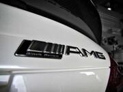 Шильдик на крышку багажника AMG Black Series