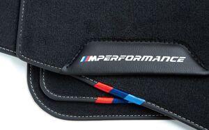 Ножные коврики M Performance для BMW G30 5-серия