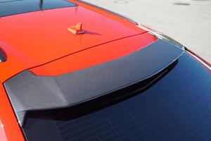 Карбоновая накладка на спойлер Novitec для Lamborghini Urus