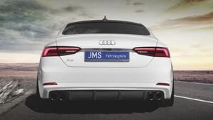 Задний диффузор JMS для Audi A5 B9