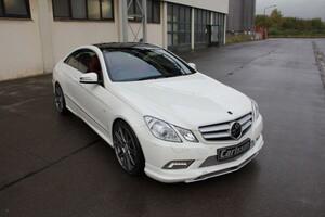 [A207/C207] Юбка переднего бампера Carlsson для Mercedes E-Class Cabrio/Coupe A207/C207