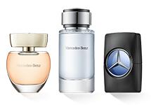 Парфюмерия от Mercedes-Benz