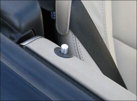 Дверные кнопки Piecha Design для Mercedes