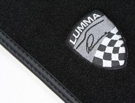 Велюровые коврики Lumma для Jaguar F-Pace