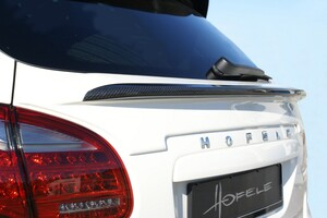 Спойлер Hofele для Porsche Cayenne 958