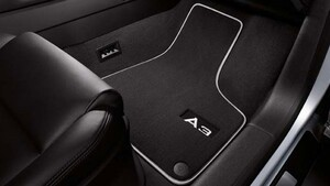 Велюровые коврики Premium для Audi A3 8V