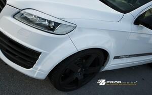 Расширители арок Prior Design для Audi Q7 7L
