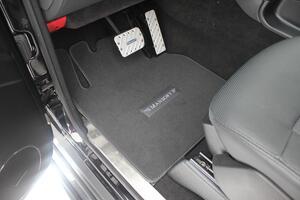 Велюровые коврики Mansory для Mercedes G-Class
