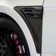 Карбоновые накладки на крылья Startech для Bentley Bentayga