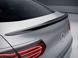Спойлер на багажник для Mercedes GLC Coupe C253