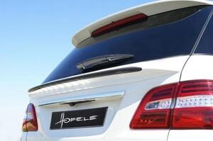 Спойлер Hofele для Mercedes ML W166