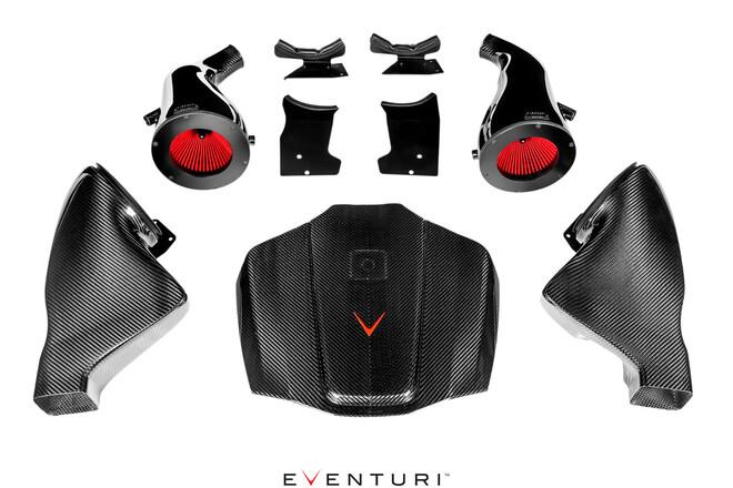 Впускная система Eventuri для Mercedes AMG GT / GTS / GTR / GT63