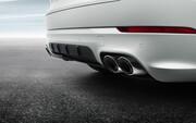 Насадки на глушитель для Porsche Cayenne E3