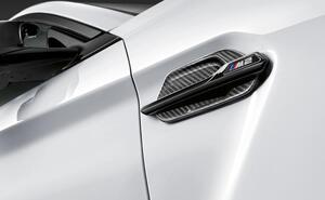 Карбоновые вставки в передние крылья BMW M2 F87