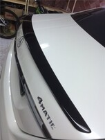 Спойлер на крышку багажника для Mercedes S-Class W222