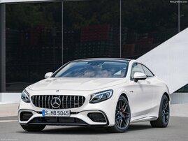 Рестайлинг S63 AMG для Mercedes S-Class Coupe C217