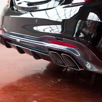Глушитель Lorinser для Mercedes S-Class W222