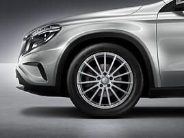 18'' Литой диск для Mercedes GLA X156