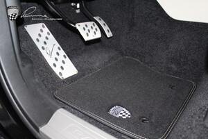 Накладки на педали Lumma для Range Rover Vogue