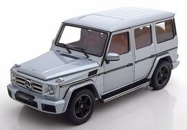 Модель автомобиля Mercedes G-Class W463