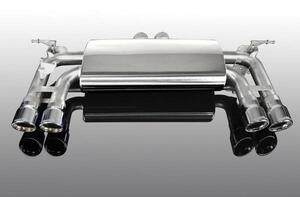 Глушитель AC Schnitzer для BMW X5M F85/X6M F86