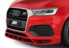 Накладка переднего бампера ABT для Audi Q3 8U