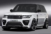 Обвес Caractere для Range Rover Vogue