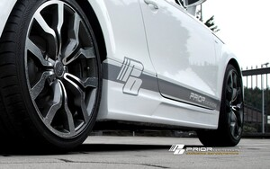 Пороги Prior Design для Audi TT 8J