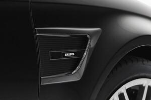 Накладки на крылья Brabus для Mercedes CLS63 C218