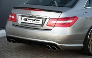 Задний бампер Prior Design для Mercedes E-Class Coupe C207