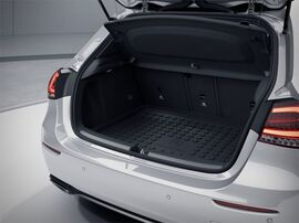Поддон в багажник для Mercedes A-Class W177