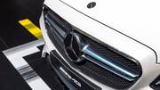Решетка радиатора E53 AMG для Mercedes E Coupe C238