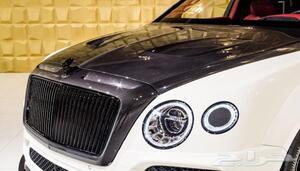 Карбоновый капот Mansory для Bentley Bentayga