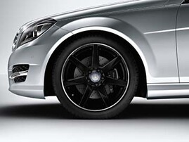 18'' Литой диск AMG для Mercedes C-Class W204