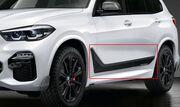 Наклейки M Performance для BMW X5 G05